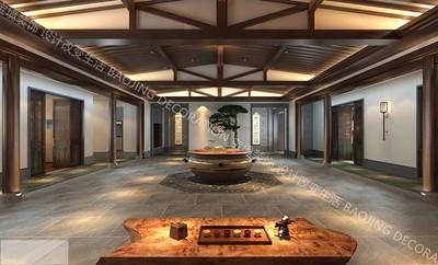 无锡盛世中式办公室